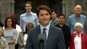 2019 Federal Election: Trudeau: 'won't get personal' but policy differences need to be pointed out