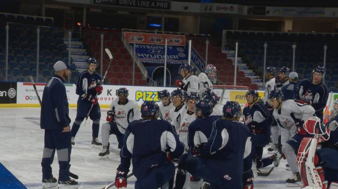 Young Lethbridge Hurricanes roster ready to take on new season