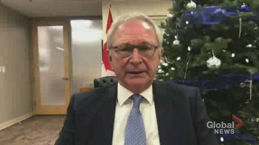 Click to play video '2020 year-end interview with N.B. Premier Blaine Higgs'