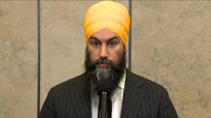 Singh outlines top issues he raised during Trudeau meeting