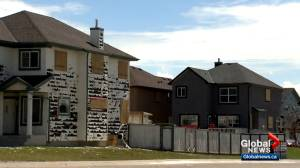 Home construction materials in spotlight after Calgary storm damage