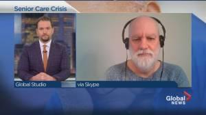 New book exposes crisis in senior care (03:55)
