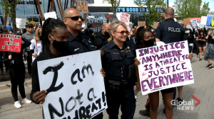 Practices of Calgary police questioned in wake of George Floyd protests