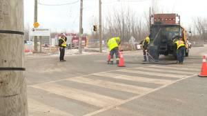 City of Toronto tackles first pothole repair blitz of 2020