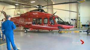 STARS air ambulance launches Saskatchewan home lottery