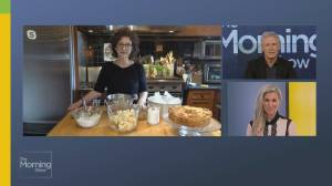 Rosh Hashanah recipe: Making a traditional apple cake