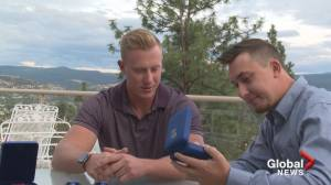 Okanagan brothers given medals of bravery for saving four people at risk of drowning in 2013