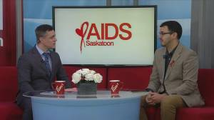 Must needed items for AIDS Saskatoon holiday hampers
