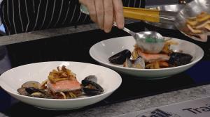Saturday Chef: Seared Salmon