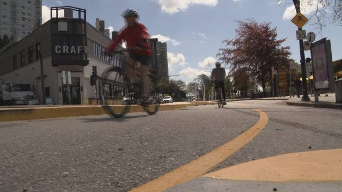 Click to play video: Pandemic bicycle shortage worse this year than last