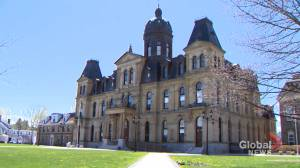 New Brunswick passes controversial Bill 35 (01:43)