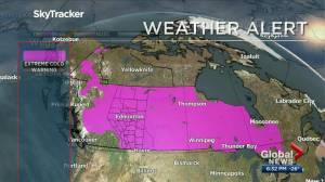 Edmonton weather forecast: Wednesday, February 10, 2021 (03:02)