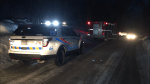 OPP Underwater Search and Recovery Unit  find victims body in Bass Lake