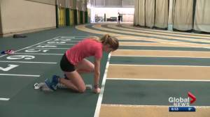 Alberta sprinter prepares for World Championship in Dubai