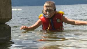 Salmon Arm kids save child from drowning at B.C.'s Shuswap Lake