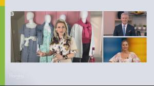 Spring and Summer fashion trends you can't miss! (04:49)