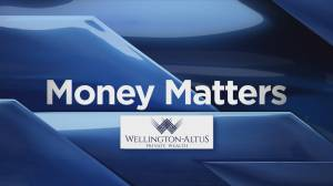 Money Matters with the Baun Investment Group at Wellington-Altus Private Wealth (02:51)