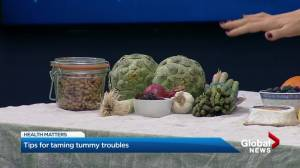 Tips for taming tummy troubles