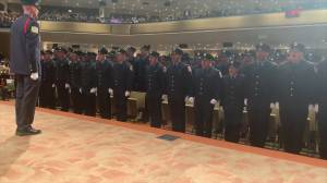 Firefighters who lost their fathers on 9/11 among FDNY academy graduates