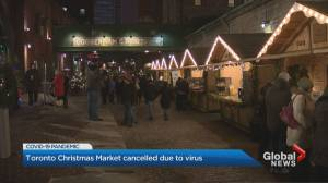 2020 Toronto Christmas Market cancelled due to coronavirus pandemic