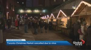 2020 Toronto Christmas Market cancelled due to coronavirus pandemic