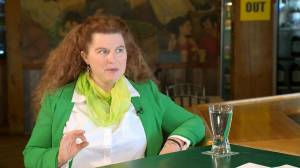 In conversation with Saskatchewan Green Party Leader Naomi Hunter