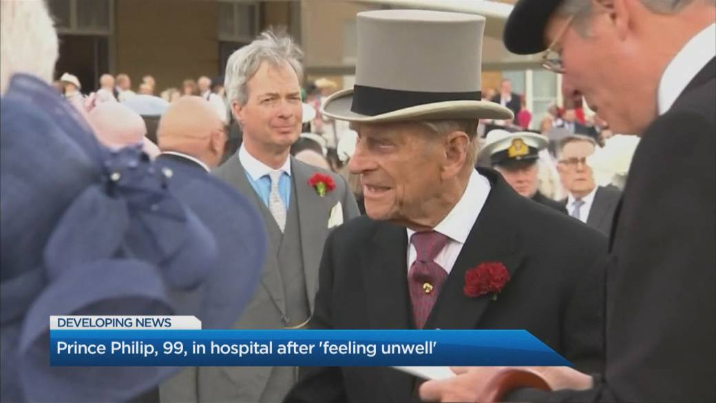 Click to play video 'Breaking down Prince Philip's Health History & Concerns'