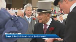 Breaking down Prince Philip's Health History & Concerns (02:39)