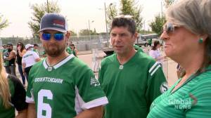 Labour Day Classic returns to Mosaic Stadium after two years (02:00)