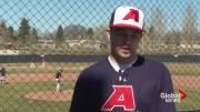 Play video: Prairie Baseball Academy still thriving in pandemic year