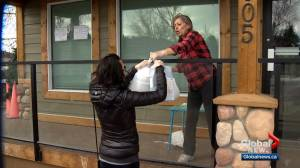 Calgary Cares: Angel's Café delivers care packages to Calgarians