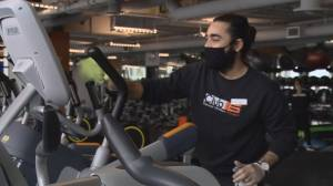 B.C. fitness facilities reinforce safety message (01:50)