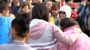 Vigil for man fatally stabbed on Winnipeg Transit bus