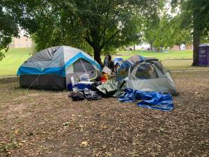 Questions arise on eviction process for homeless in Victoria Park