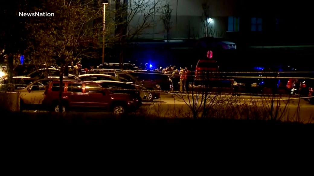 Click to play video: 'Indianapolis shooting at FedEx factory leaves at least 9 people dead, including gunman, several injured'