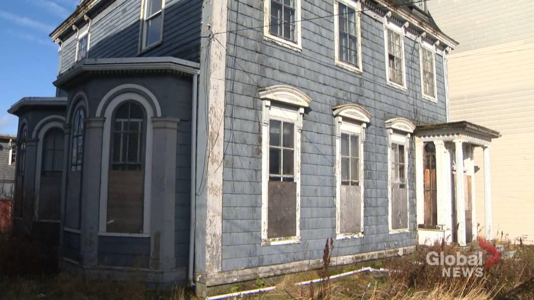 Historic Saint John's historic Anglin House faces wrecking ball