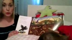 Studio Story Time: 'Superworm' by Julia Donaldson