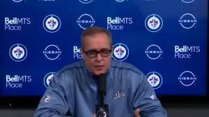 RAW: Winnipeg Jets Paul Maurice Interview – Apr. 2 Morning (14:37)