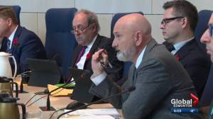 Edmonton city council facing tough choices because of provincial budget cuts