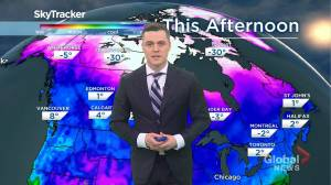 Saskatchewan weather outlook: Feb. 11