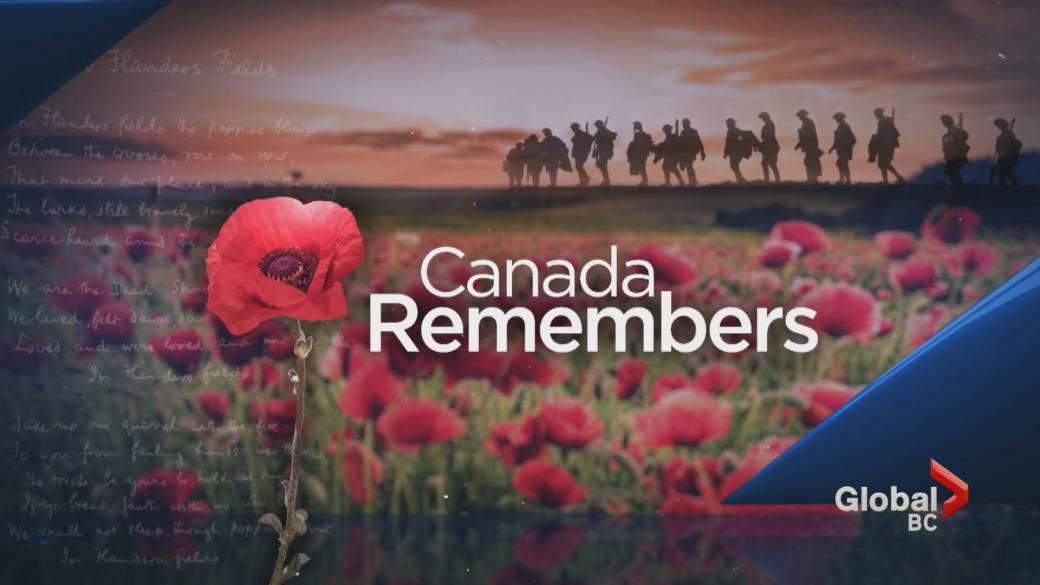 Thousands gather in Vancouver to honour Canada's veterans ...