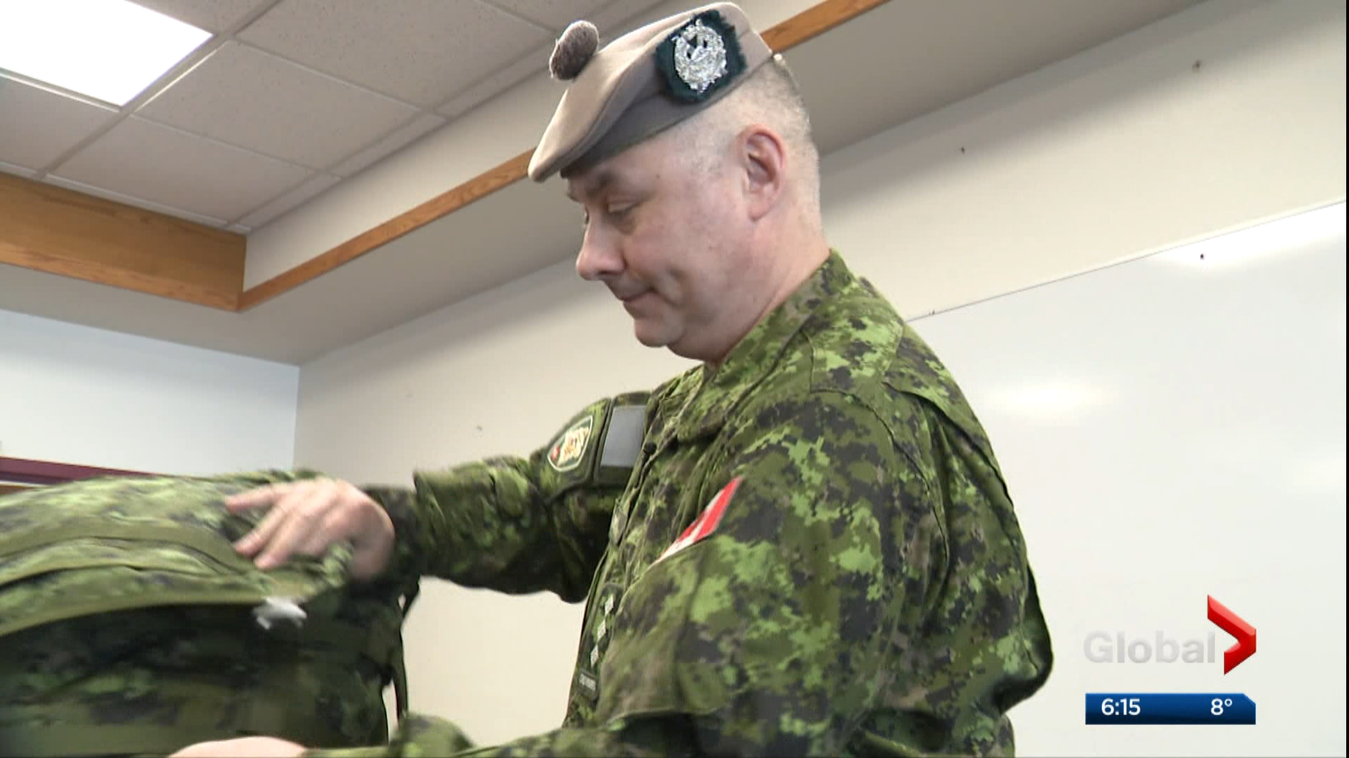 Calgary soldiers 'absolutely stoked' to be joining NATO forces in Latvia