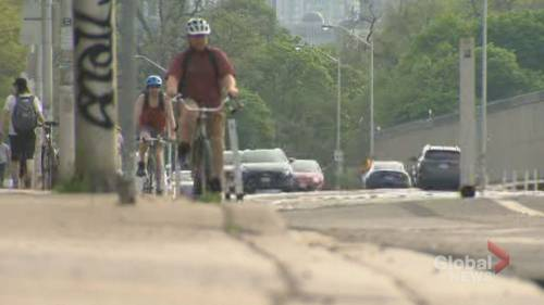 City of Toronto's cycling network could expand by 25 km | Watch News Videos Online