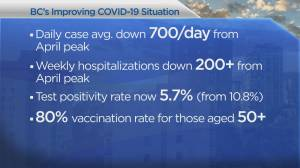 B.C. health officials to update COVID-19 vaccine dose interval (03:15)