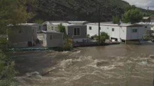 Flood concerns in Cache Creek, residents call for provincial help
