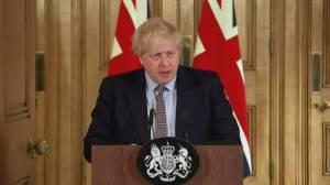 U.K. government unveils COVID-19 'battle plan'