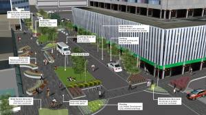 103 Avenue in downtown Edmonton set for overhaul