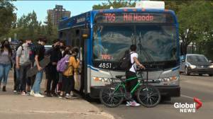 Health Matters: Addressing over-crowding on bus routes