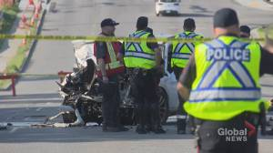 Calgary police keep watchful eye out for impaired drivers during July (01:41)