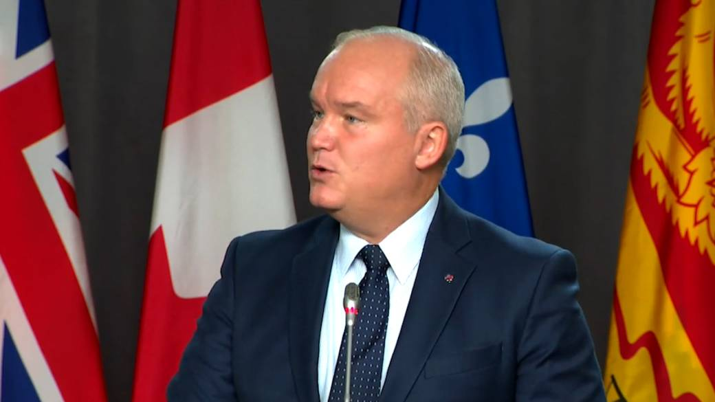 Click to play video 'Conservative Leader O'Toole says he has no confidence in government — but doesn't want election'